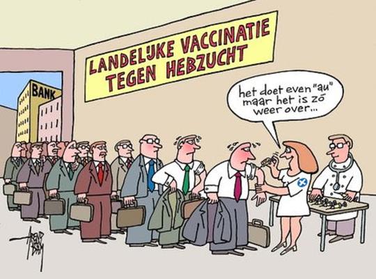 Vaccin tegen graaien
